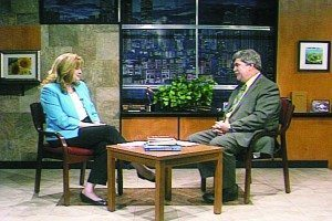 Former Superintendent Thomas Dolan interviews new Superintendent Teresa Prendergast on GNPS/TV's Focus on Education.