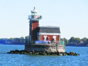One day, Stepping Stones Lighthouse will become a museum. (Photos by Sheri ArbitalJacoby)