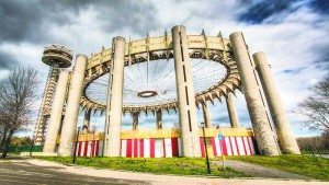 Modern Ruin: A World's Fair Pavilion