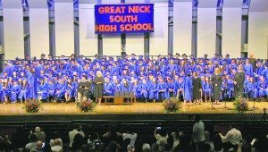 South High Commencement