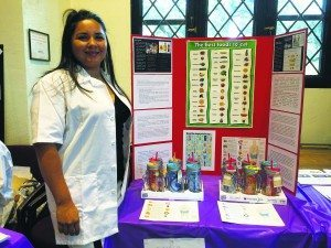 Ana Hernandez is a nursing student from Queensborough Community College.