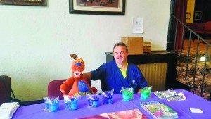 Dentist Dr. Simon Cheirif from DAFKO (Dental Associates For Kids Only) in Roslyn