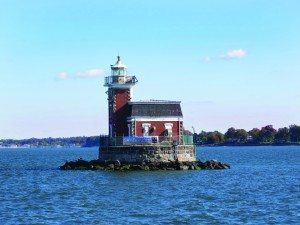 One day, the lighthouse will be a museum. (Photo by Sheri ArbitalJacoby)