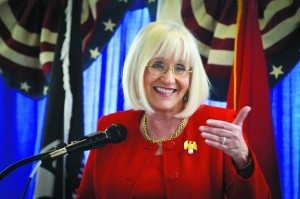 North Hempstead Town Supervisor Judi Bosworth