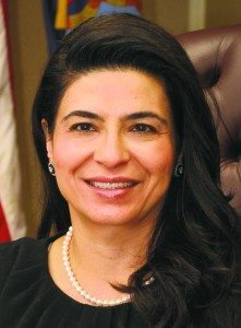 North Hempstead Councilwoman Anna Kaplan