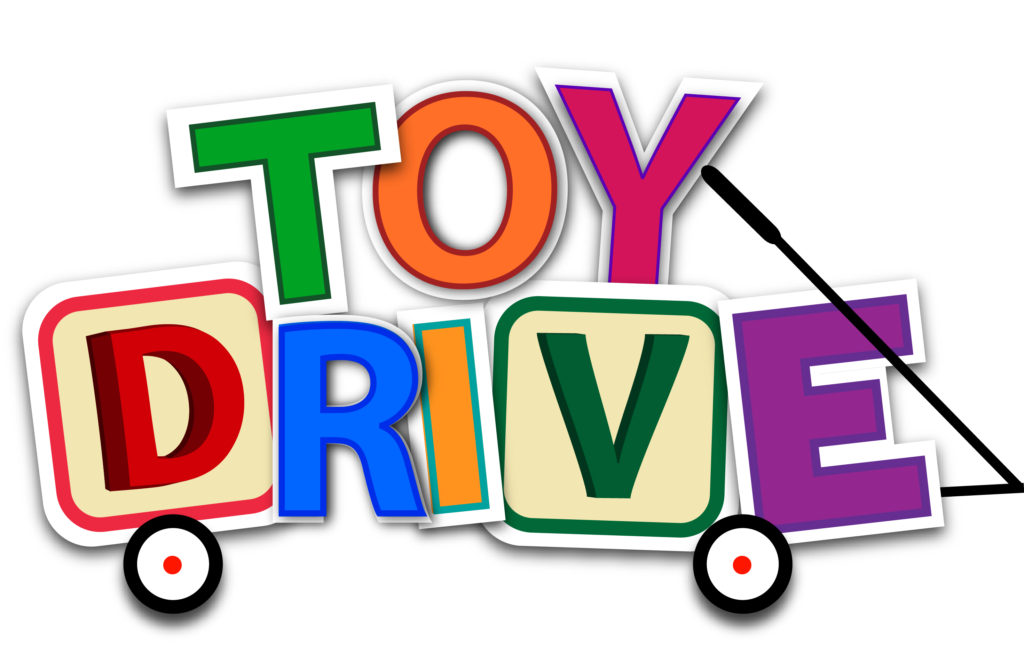 Toy Drive Clip Art : New gn bank toy drive great neck record