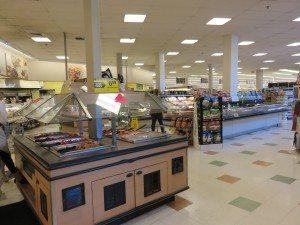 Waldbaums B Store interior