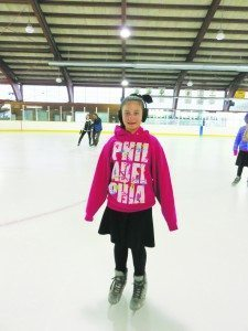 Open skating sessions are a great way to hone skills. (Photo by Sheri ArbitalJacoby)