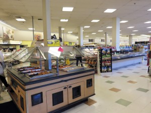 Before: Waldbaum's