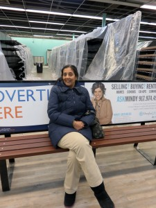 Devi Shah, who worked at Waldbaum's in Great Neck for 14 years, is hoping to be hired by Best Market.