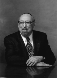Rabbi Mordecai Waxman
