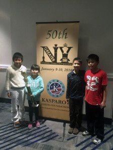The 50th Scholastic Tournament