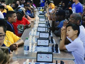 NYC chess in the school open tournament