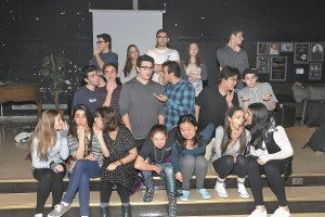 South High will present Rumors on Feb. 3 to 6. (Photo by Bill Cancellare)
