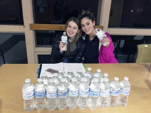 SHS Key Club continues fundraising for the Thirst Project to reach its $12,000 goal—the amount of money required to build an entire well in Africa.