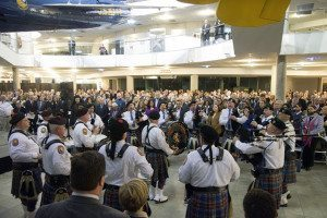 Nassau County Police Department Pipe Band