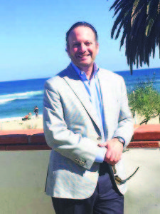 Jimmy Berg was appointed to the board of Sunrise Association.