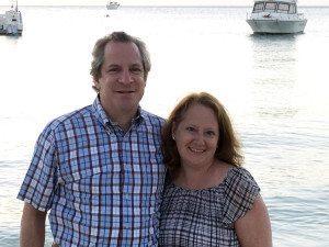 Paul and Laura Petras