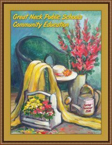 Community Education's 2016 Spring/Summer Catalog