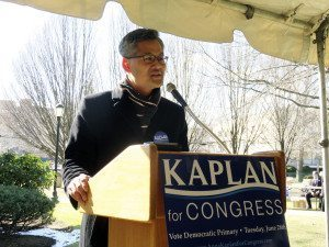 Youngsoo Choi, director of the Great Neck Korean-American Civic Association