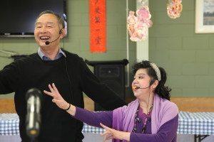The Huang Mei Opera by Zegong Wen and Xiaohui Xu