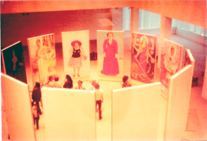The entire chapel (Photo courtesy of the Blum Collection, Stony Brook University)