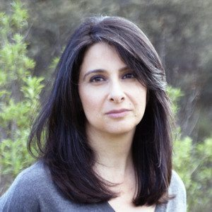 Author Parnaz Foroutan will visit the Station Branch to talk about and sign copies of her book, The Girl from the Garden. (Photo by Debbie Formoso)
