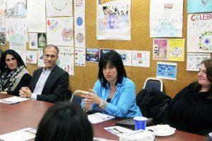 Luci Legotti, ENL teacher at Lakeville School, discusses ENL programs.