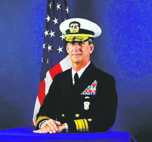 Admiral James A. Helis