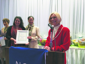 Planned Parenthood Nassau County Award from NCJW