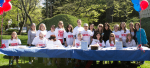 The committee is getting ready for Hadassah's 10th Annual Walk-A-Thon for Stem Cell Research.