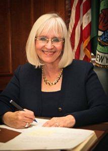 Supervisor Judi Bosworth