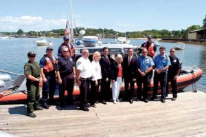 The Town of North Hempstead is stepping up patrols this summer.