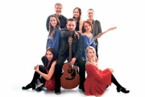 The McLean Avenue Band will bring a bit of Ireland to the park on Aug. 30.