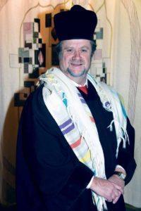 Cantor Raphael Frieder