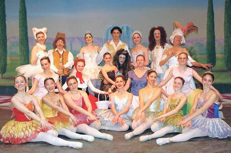 Dance G The Cast of Sleeping Beauty 2004 | Great Neck Record