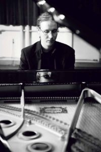 Tuomo Uusitalo, the new advanced piano instructor