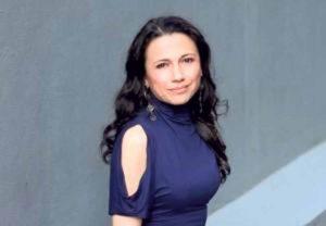 Maya Nova, the professional jazz performer who will be teaching Teen/Adult Jazz Workshop