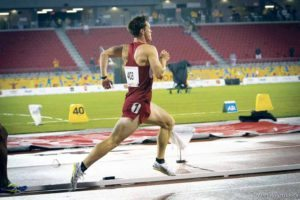Mikey Brannigan is an elite athlete with autism going to the Paralympics in Brazil this September.