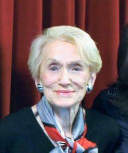 Shirley Romaine