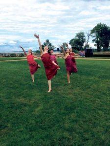 Dance Vision NY dancers