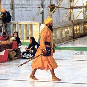 Sikh, Delhi, India