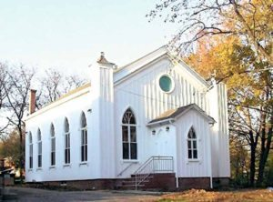 Great Neck's Korean United Methodist Church on Northern Boulevard will receive the Historical Society's second annual Outstanding Restoration Award.