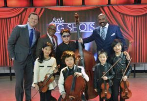 The Joyous team appeared on NBC's Little Big Shots.