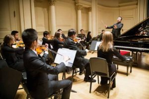 Joyous Music School performs at Carnegie Hall.