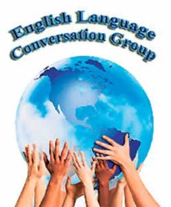 Librarian Barbara Buckley facilitates English Language Conversation classes for beginners and next-level learners at the Station Branch.