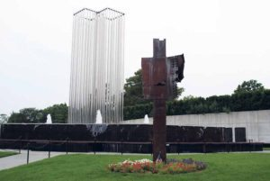 Eisenhower Park's 9/11 memorial