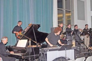 The GNPS Jazz Combo is sure to entertain at the Faculty Recital. (Photo by Jessica K. Vega)