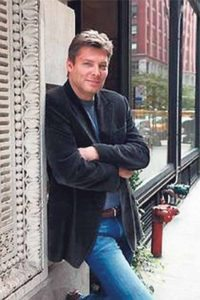 Best-selling author Andrew Gross will be signing copies of his book during the reopening celebration of the Great Neck Library Main Building on Oct. 30.