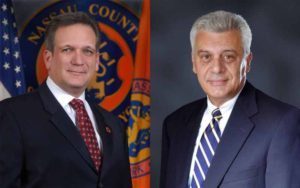 Nassau County Executive Ed Mangano and Town of Oyster Bay Supervisor John Venditto were both the subject of a 13-count indictment last week.